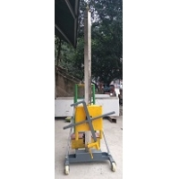 輕質隔墻板安裝機建材運輸機輕質隔墻自動升降機 A1