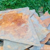 山东地铺石厂家销售 乱型石板 碎拼青石板 销售厂家