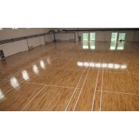 体育木地板。篮球场木地板翻新,运动木地板施工-上海博儒体育