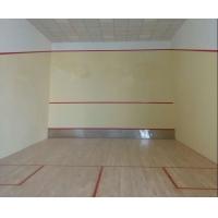 供应优质壁球馆面涂,壁球馆木地板-上海博儒体育