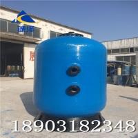 生产水玻璃钢处理罐软水罐过滤罐使用寿命长