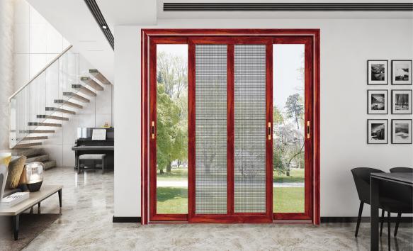 芬德格林門窗-斷橋鋁門窗-126重型推拉門-陽光房