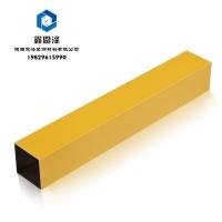 木纹铝方管吊顶生产批发