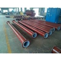 供应 钢衬复合管 防腐衬塑管 钢衬PP管