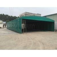 户外遮阳篷可移动伸缩帐篷活动推拉雨棚定制