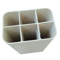 中程管道热销PVC六孔格栅管埋地用穿线格栅管