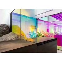 昆明炫彩裝飾防爆膜供應 櫥窗展示 恒嘉膜業上門測量安裝