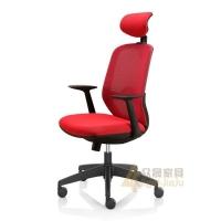 网布职员椅 员工办公椅 时尚电脑旋转椅