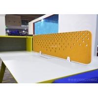 格丽室吸声桌屏 可订图钉 可定制图案 聚酯纤维吸音板