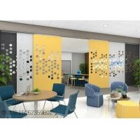 格丽室定制雕刻聚酯纤板ktv幼儿园学校防撞材料吸音板
