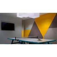 格丽室PET聚酯纤维吸音板声学材料高密度强效吸音KTV图书馆