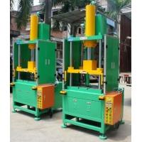 锁制品锌合金切边油压机 四柱三板油压冲床 采用进口液压配件