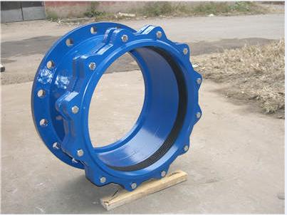 承盤式鋼制套筒伸縮器
