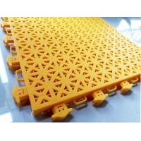 弹垫系列悬浮拼装地板