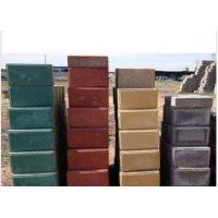彩虹建材-金秋热销面包砖-太原市道路草坪砖/植草砖 路面砖