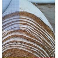 椰丝毯生产专家 椰丝稻草混合草毯