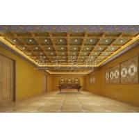 仿古建筑古建彩繪寺廟天花板吊頂