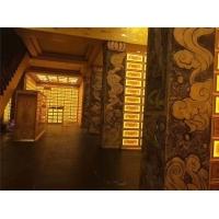 藻井藝術吊頂禪堂用品中式裝修寺廟天花會館裝修彩繪
