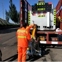 山西路面劃線,雙組份標線路面劃線,專業道路劃線施工隊伍