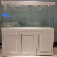 鱼缸批发厂家君富水族箱 办公室1.8米懒人免换水底滤