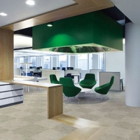LG办公耐污pvc地胶板塑胶地板