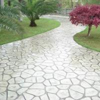 榆林市 压印混凝土 生态透水地坪材料