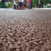 林芝市 透水混凝土胶结料价格  透水混凝土胶结料 一吨价格