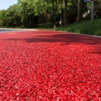 芒市 透水路面材料 透水混凝土膠粉 一立方價格