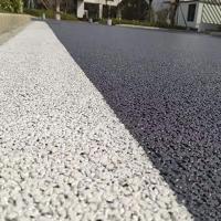 郴州市 c15透水混凝土 彩色混凝土透水地坪哪家好