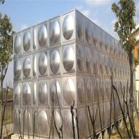 北京信远牌XY系列模压不锈钢焊接式水箱