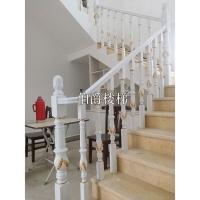南京楼梯定制-南京伯爵楼梯