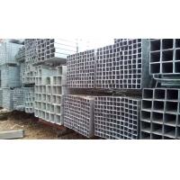 供应Q345方管现货20x20x1.5镀锌国标方管、天津含税