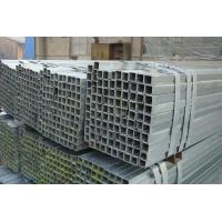 供应Q345方管现货20x20x3.0镀锌国标方管、天津