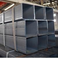 供應Q345方管現貨75x75x2.5鍍鋅國標方管、天津最新