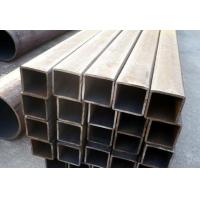 供应Q345方管现货75x75x4.5镀锌国标方管、天津含税