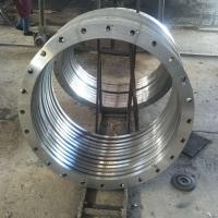供应A大口径焊接法兰盘A污水处理专用大口径法兰