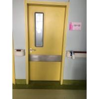 医院专用门套板结构/医院专用门病房门