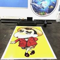 車位涂鴉機器3d立體彩繪機停車場個性涂鴉自動繪畫機工業級彩繪