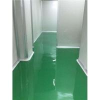 青岛地坪漆材料|停车场地坪漆施工|压模地坪|透水地坪