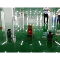 专业团队-青岛固特丽-环氧防静电地坪漆