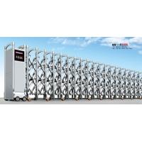 南宁电动门电动伸缩大门电动拉闸门自动折叠伸缩门厂家