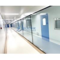 远大净化50毫米双层钢化玻璃中字铝连接洁净窗