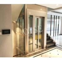 国产小型家用电梯 观光曳引式别墅电梯