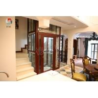 新款安全家用电梯 无机房无噪音观光式别墅电梯