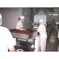 工业微波牛肉干烘干杀菌设备
