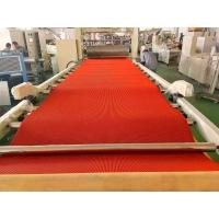 球場預制型跑道機械設備,TPV塑膠跑道片材生產線
