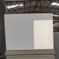 吊頂硅酸鈣板防火防潮天花板裝飾材料