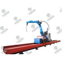 高鐵定位網焊接機器人骨架梁焊接工業焊接機器人-宇眾
