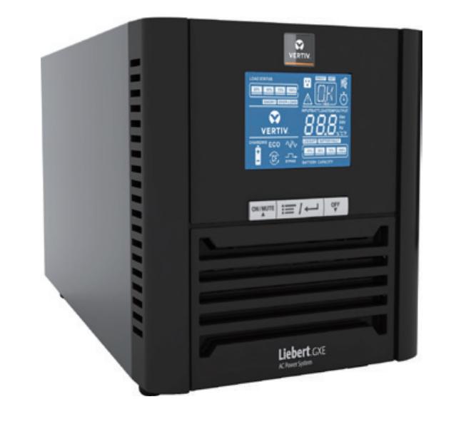 维谛技术 艾默生 UPS电源 2KVA长机 1600W