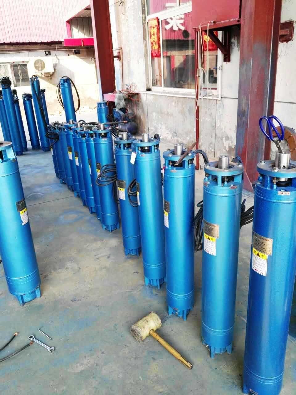 天津15KW,18.5KW温泉专用热水潜水深井泵